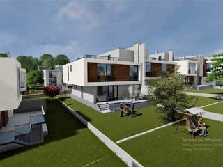 """Casa de tip Duplex, cartier nou cu infrastructura proprie """"Poiana Pinului"""" !!"""