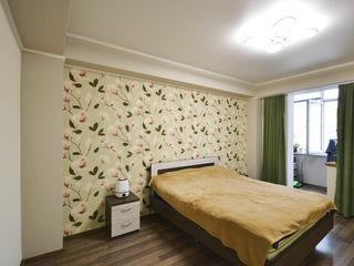 Apartament cu 1 cameră cu living - sectorul Buiucani (reparat și complet mobilat)