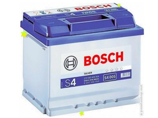 Автомобильные аккумуляторы Bosch и другие. Гарантия и доставка. Возможность покупки в кредит.