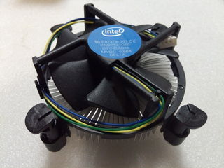 Новый кулер Intel 4 pin