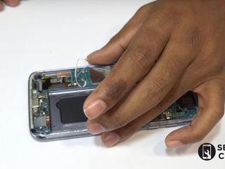 Samsung Galaxy S 9 + (G965)  Не заряжает смартфон, заменим разъем!