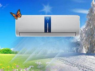 Repararea aparatelor de aer condiționat, curățarea sistemelor split