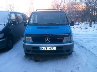 Mercedes Vito 110 2.2cdi