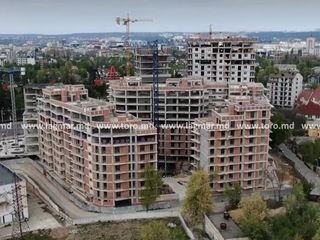 Lagmar – apartamente noi cu 1 camera, Centru, Malina Mica 630 euro/m2