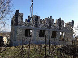 Строительно-монтажные работы как: -армирование-бетонирование фундамент