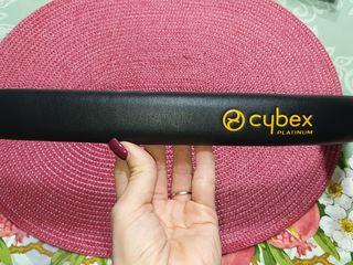 Новый бампер на коляску Cybex Priam и маскитная сетка Cybex