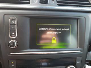 Ремонт и восстановление  автомагнитола r-link автомобиля Renault, Dacia