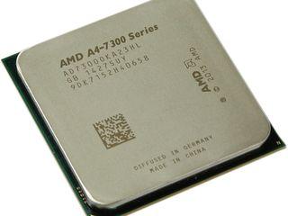 Socket FM2/FM2+ AMD Richland A4-7300 (Radeon HD8470D) 3.8-4,0Ghz Cache 1MB 65W