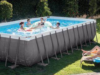 26356 каркасный бассейн intex ultra xtr premium pool line 549х274х132см , 17203л, песочн.фил.-насос