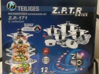 Z.P.T.R Swiss Z.P-171 17 предметов