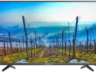 """40"""" LED TV Hisense 40B6700PA, Black 1920x1080 FHD, SMART TV, PCI 900Hz, DVB-T/T2/C/S2"""