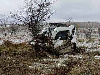 Oferim servicii de defrișare terenurilor agricole.