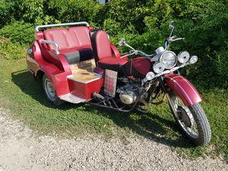 Урал трицикл