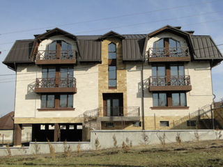 or. Cricova, apartamente noi in casa multifamiliala!