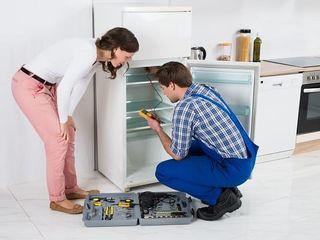 Reparatia frigiderilor la domiciliu orice marca si orice difect si (no frost)