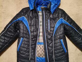 Куртки зимние на подростков