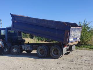 Транспорт до 5-10-15-25 тонн