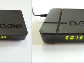 DVB-T2 приставка K2 для приема цифрового эфирного телевидения