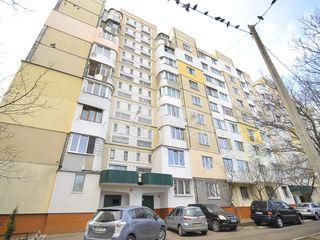 Apartament seria 143, 3 camere, încălzire autonomă, Buiucani!