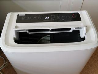 Atenție !!! Conditioner Mobil PAC Suvatec vară/iarnă pentru 46m/2 +AirLock 100 de la Trotec Germania