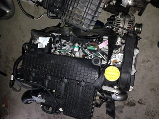 Renault cangoo reparatie ремонт
