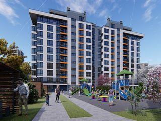 "Noul complex imobiliar ""Eco House""."