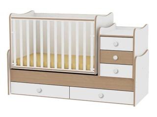 Кроватки для новорожденных. Широкий ассортимент и возможность покупки в кредит.