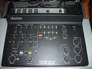 Видео-процессор эффектов VCR 3088 Vivanco из Германии в отличном состоянии для оцифровки видео.
