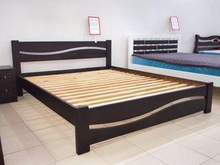 """Кровать """"Волна"""" из натурального дерева. 180x200 Доставка по Молдове 4000lei"""