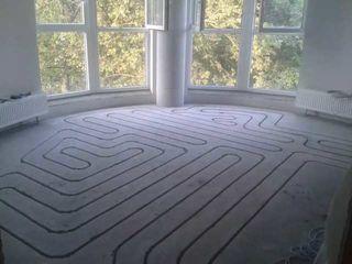 Делаем штробы под теплый пол и отопление с   пылесосом.