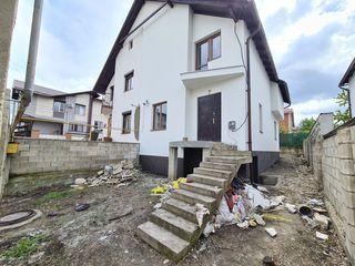 Vând casa în Stauceni 130 m2 Varianta albă
