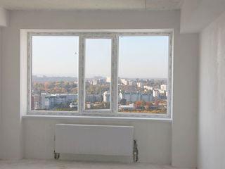 Apartament cu 2 odăi de 68,4 m2 bloc dat in exploatare!