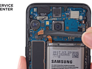 Samsung Galaxy S 8 (G950)  Se descară bateria? Noi rapid îți rezolvăm problema!