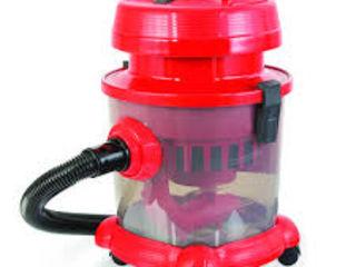 Aspirator electric cu filtru de apa, fantom garantie 1 an+livrare gratuita