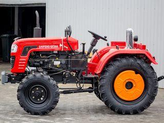Новый трактор Shifeng SF244 (24 л.с.)в наличии на складе в Кишиневе