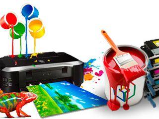 Заправка Картриджей от 25 -Лазерные и струйные принтера