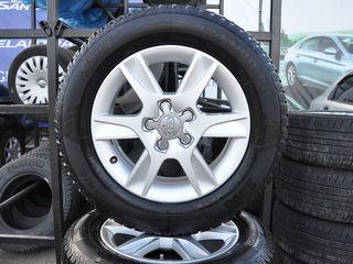 R16 215/65 sava все сезонные. диски ауди vw mercedes 5х112 в комплекте!