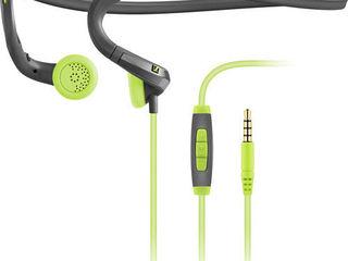 Sennheiser pmx 684i in-ear neckband sports headphone kit for ios devices