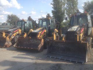 Excavatoare, buldozere / бульдо-экскаваторы