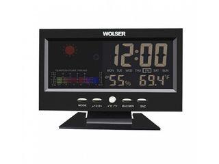 Ceasuri WOLSER LCD 8082T Produs Nou / Часы WOLSER LCD 8082T