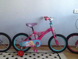 Bicicleta pentru copi ,roti la 16 -18 , recent aduse din anglia , sint in stare noua ,