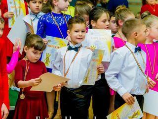 Бальные танцы детям ботаника