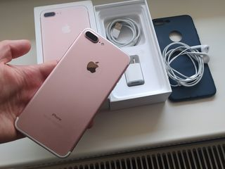 Iphone 7 plus 32 Gb Gold rose original full set