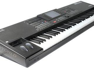 GEM SK 760 Stiluri populare si samplere(tambal, bas, supita, guerrini, etc...). Sau schimb...