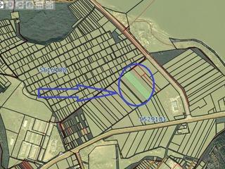 Teren extravilan 1,6 ha (poate fi utilizat ca teren pentru construtii industiale)