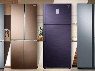 Новые холодильники Samsung !!!