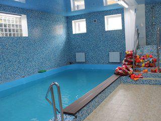 Частный детский сад  бассейн с соленой водой,соляная комната , все включено 299 евро/месяц