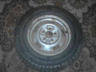 Запаска  для бус  FORD (диск с шиной)