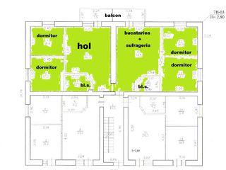 apartament cu reparatie in casa noua, 20000€ prima rata – restul lunar in termen 5 ani