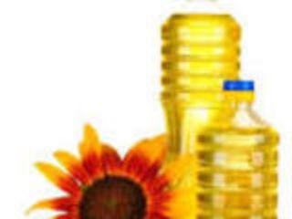 Vand ulei de floarea soarelui prajit si presat, de calitate superioara.